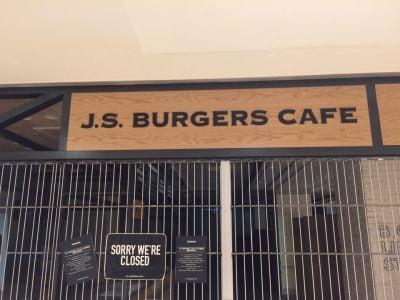 J.S. BURGERS CAFE E-ma梅田店