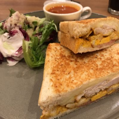 カフェ&デリ Cafe Downey