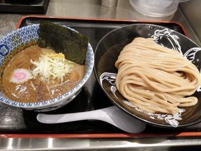 松戸富田麺絆 キッテグランシェ店の口コミ