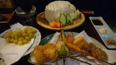 串揚げ田舎料理 串喜
