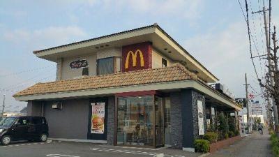マクドナルド1号線城南宮店