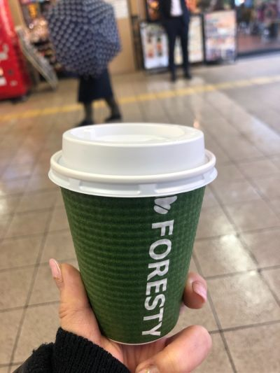 FORESTY CAFE  梅ヶ丘駅店