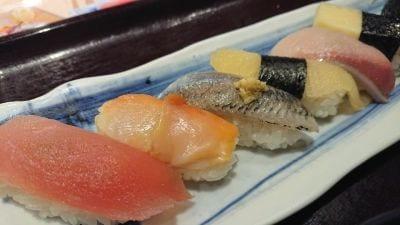 寿司 魚がし 日本一 赤坂店の口コミ