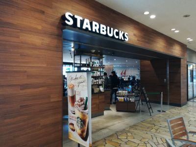スターバックスコーヒー アクアシティお台場店