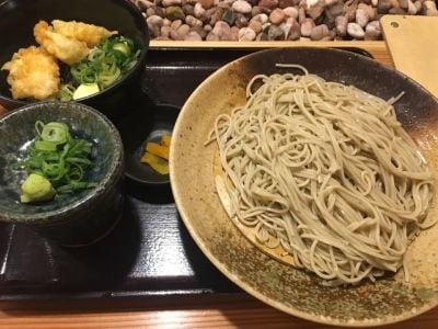 蕎麦 地酒 金亀庵 草津駅前店