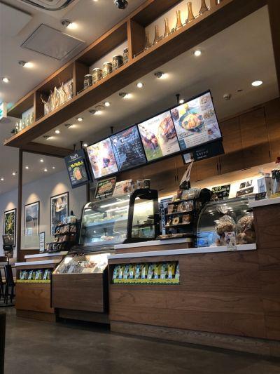 タリーズ コーヒー 広島段原店