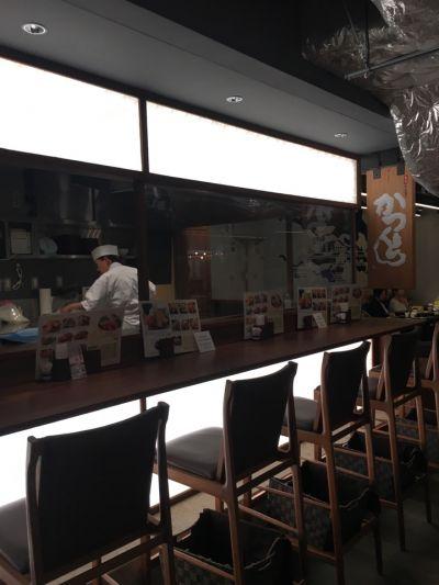 かつくら 京都タワーサンド店