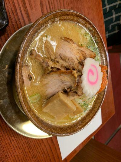 らぁ麺 武者気 Matsuno 長岡店