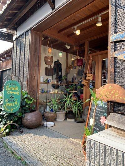 Cafe' mela