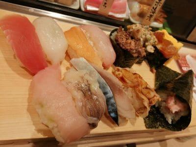魚がし日本一 ムスブ田町店の口コミ