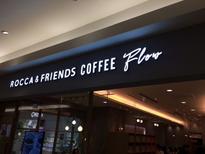 ROCCA & FRIENDS COFFEE FLOWの口コミ