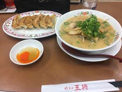 餃子の王将 国道草津店