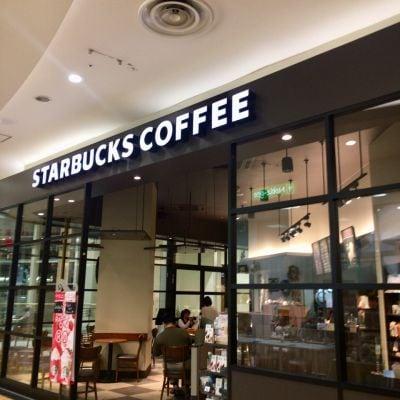 スターバックスコーヒー 大和オークシティ店