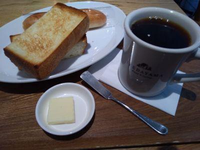 ブレッド&コーヒー イケダヤマ