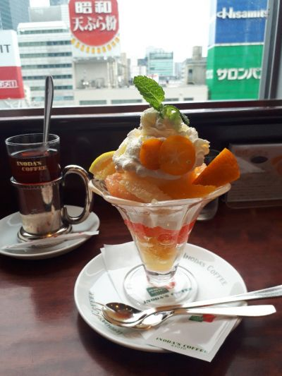 イノダコーヒ 東京大丸支店の口コミ