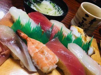 こぶき寿司