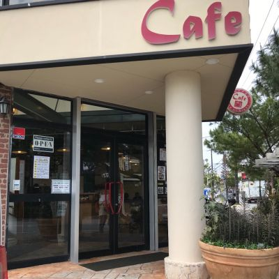 Cafe One or Eight