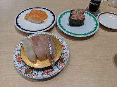 まわる寿司 花時計 本店