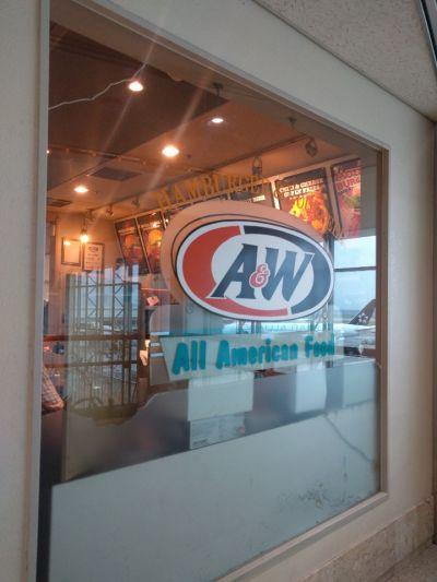 A&W 那覇空港店の口コミ