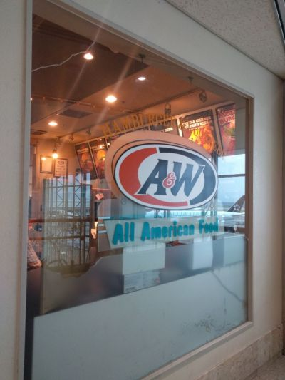 A&W 那覇空港店