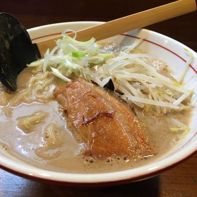 味噌ラーメン専門店 麺と人 京都本店