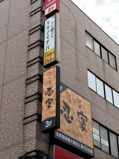 キタノイチバ 新松戸駅前店の口コミ