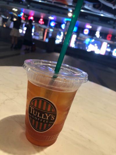 タリーズコーヒー 東京ドームシティ店