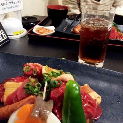 焼肉レストラン よつば亭