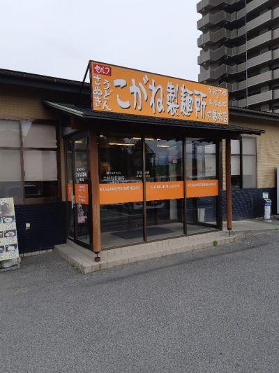 こがね製麺所 丸亀本店の口コミ