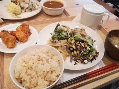 cafe&Meal MUJI 錦糸町パルコの口コミ