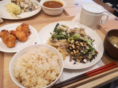 cafe&Meal MUJI 錦糸町パルコ