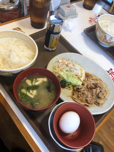 すき家 丸亀田村店