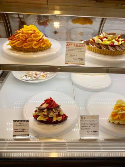 カフェコムサ 松山三越店