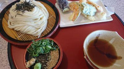 うどん茶房 麺楽