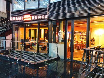 UMAMI BURGER 青山店の口コミ