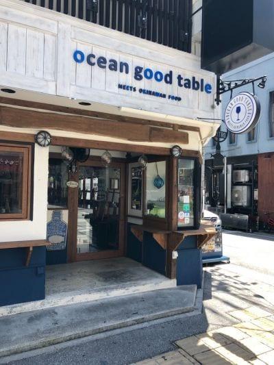 ocean good table