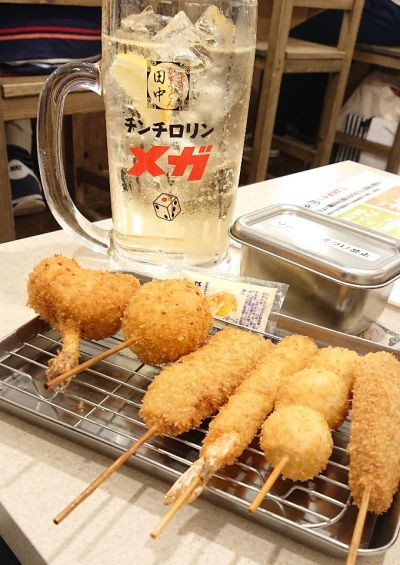 串カツ田中 東銀座店