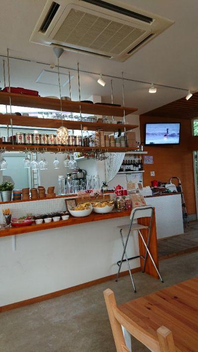 Glamour cafe-miyajihamaの口コミ