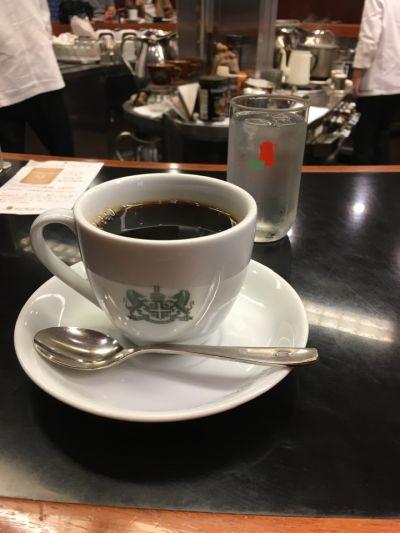 イノダコーヒー ポルタ支店