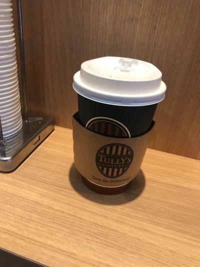 ブルースカイ タリーズコーヒー 羽田空港第1旅客ターミナル店