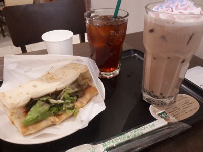 タリーズコーヒー アトレ松戸店 (TULLY'S COFFEE)