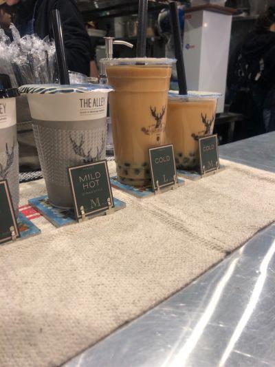 THE ALLEY 鹿角巷 青山店