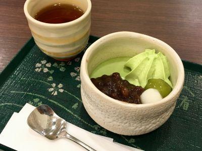 宇治園 喫茶去 阪急三番街店の口コミ
