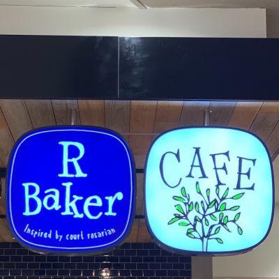 R Baker Inspired by court rosarian イトーヨーカドー大船店