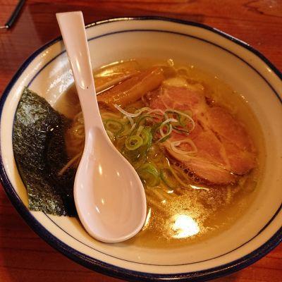 地鶏ラーメン翔鶴 前橋店