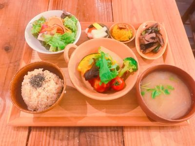 玄米カフェ 実身美