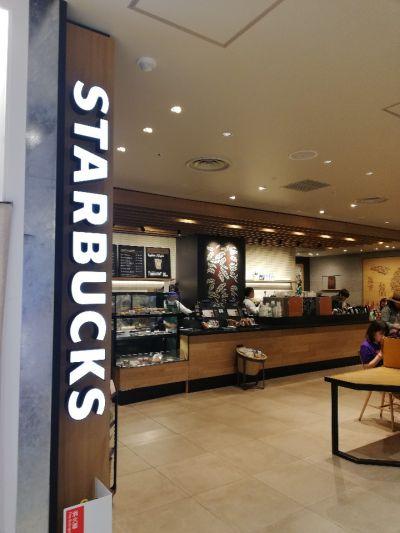 スターバックスコーヒー パルコヤ上野店