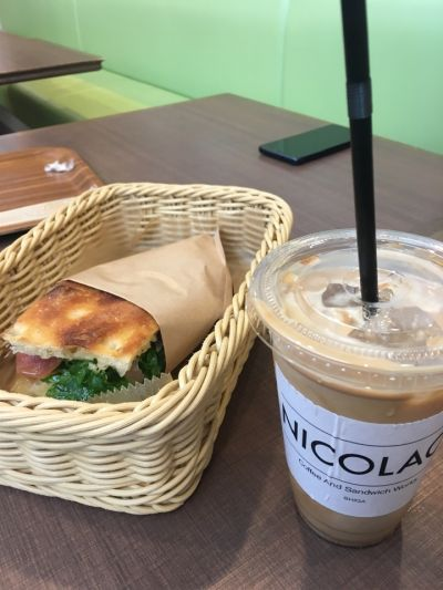 NICOLAO Coffee And Sandwich