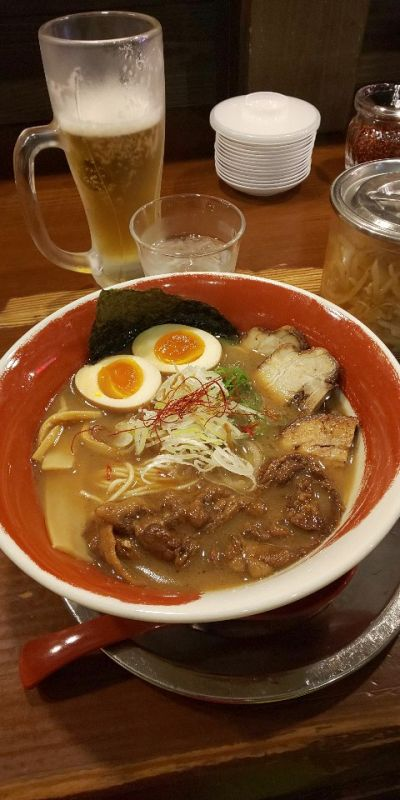徳島ラーメン麺王 徳島駅前本店