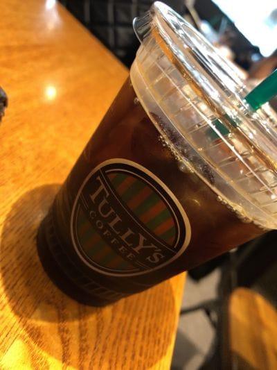 タリーズコーヒー ホテルユニゾ福岡天神店の口コミ